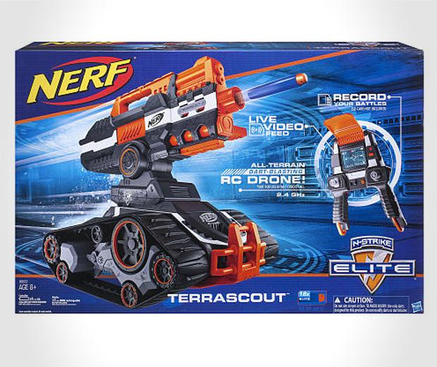 Nerf N Strike Remote Control Drone