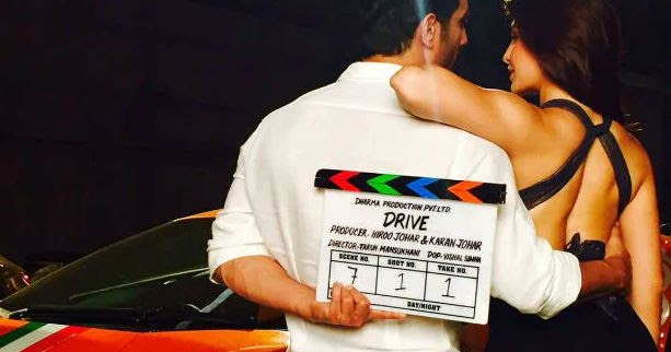 Drive Movie Release Date, Star Cast And Story Plot | Sushant Singh Rajput