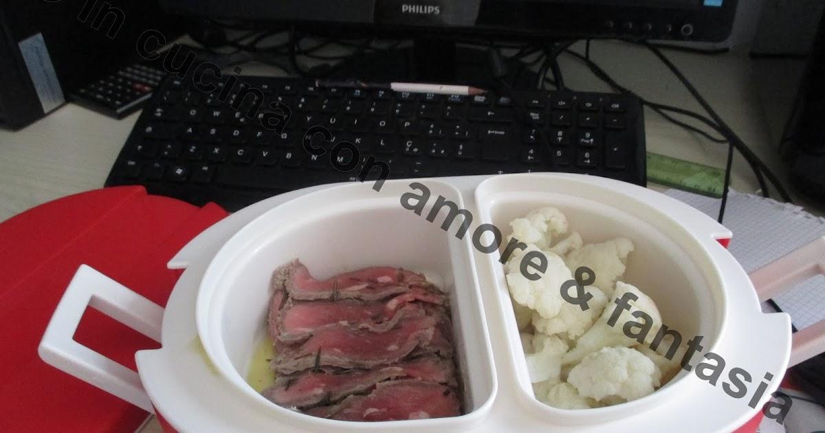 In cucina con amore fantasia roast beef con microonde for Cucinare hamburger microonde