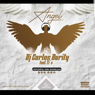 DJ Carlos Burity feat La Irmandade - Angel