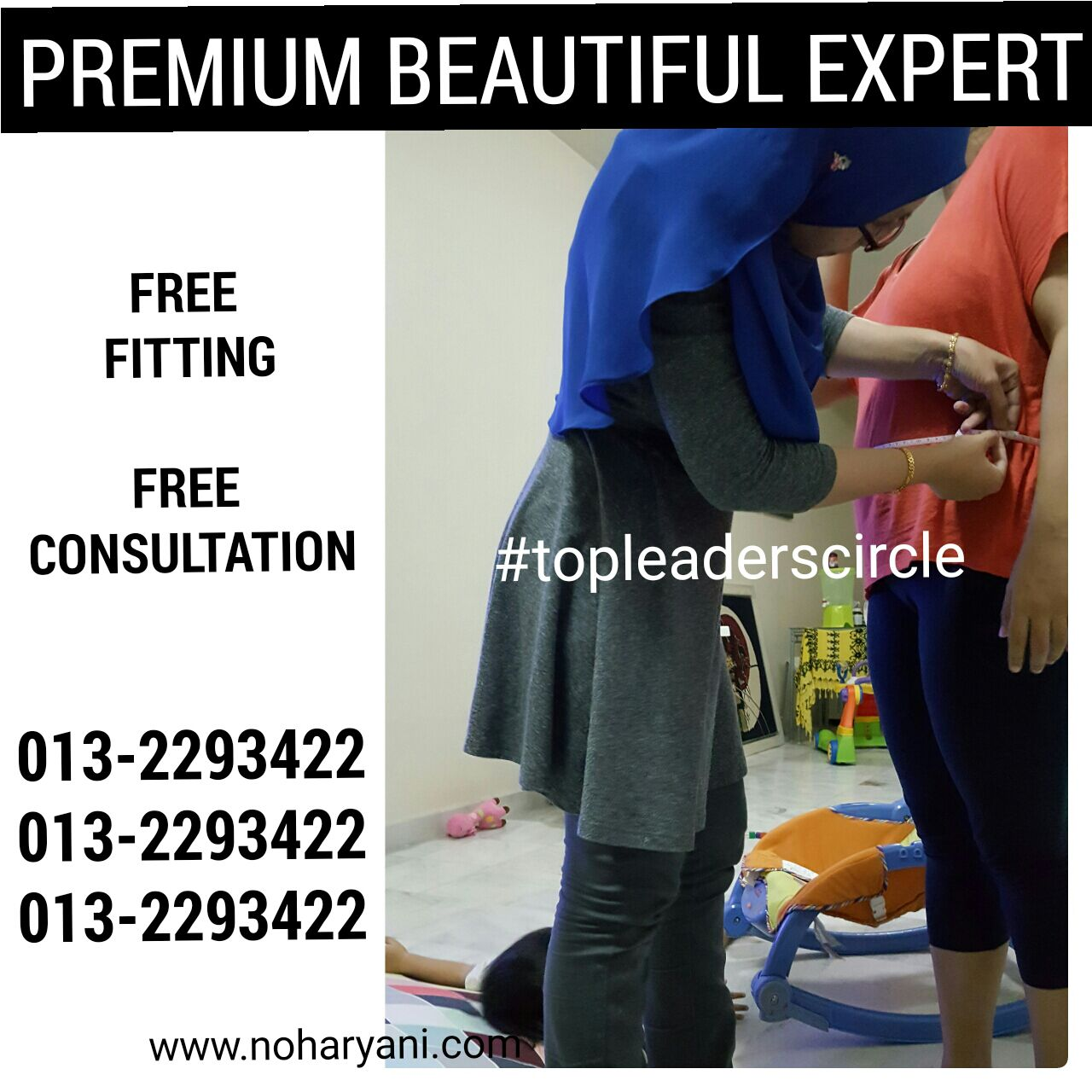 Premium Beautiful Expert ke Sunway Damansara