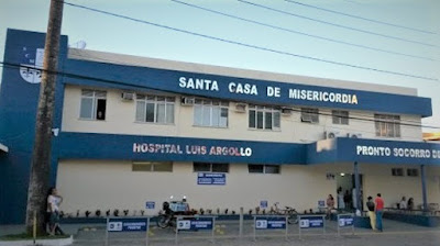 Hospital Luis Argolo Santa Casa em Santo Antônio de Jesus