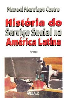 livro História do Serviço Social na América Latina