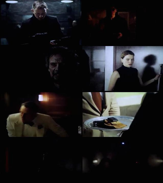 007 Spectre 2015 Hindi Dubbed 720p HDTS x264