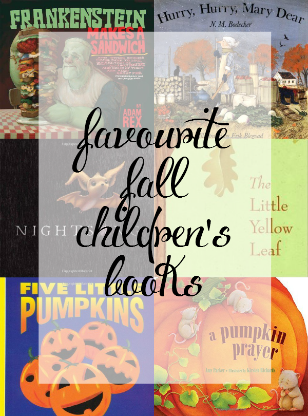Sweet Turtle Soup: Favorite Fall Children's Books, Toddler Friendly Activities, and DIY Decor - Ideas and Inspiration
