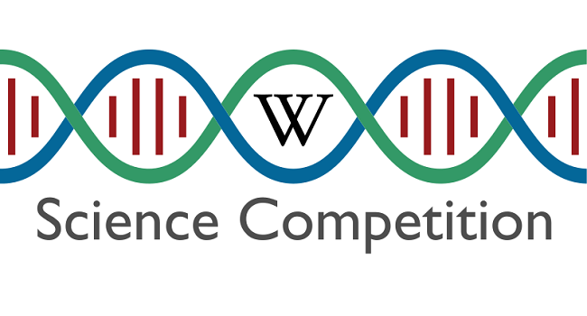 Wiki Science Competition - logo