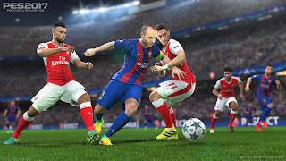 PES 2017 HD Download