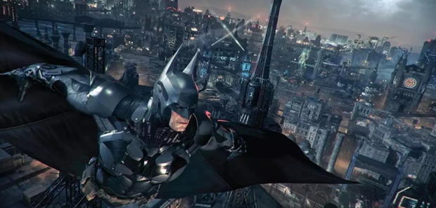 Batman Arkham Knight Three New Screenshots