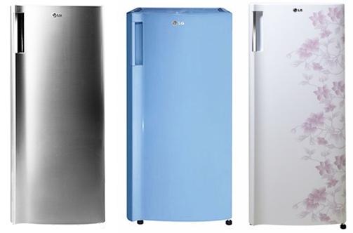 Daftar Harga Kulkas 1 Pintu LG Terbaru Juli 2017