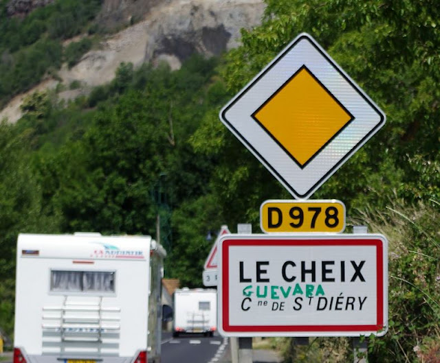 Humour Auvergnat, St Diéry, Puy-de-Dôme.