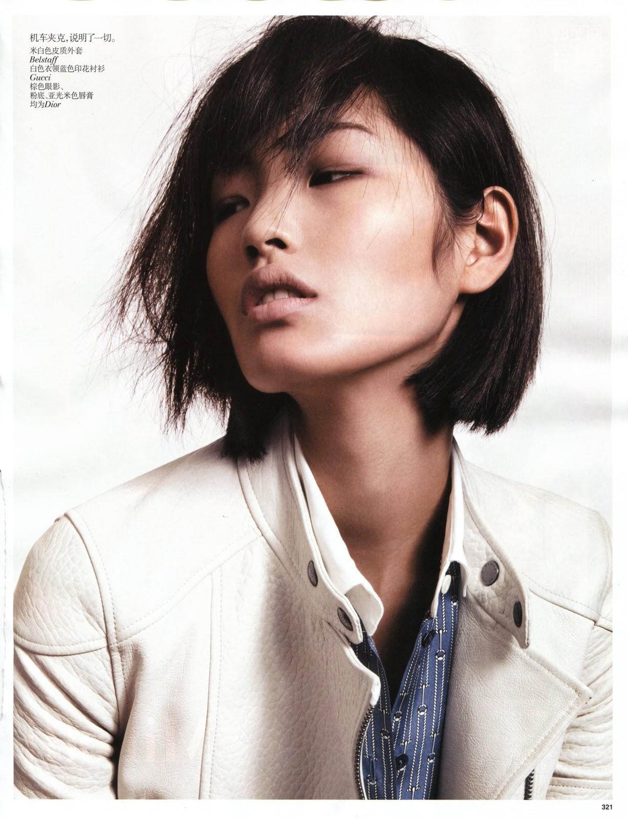 Asian Models Blog Editorial Tian Yi Sung Hee Him