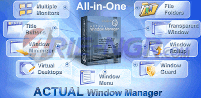 Actual Windows Manager 8.9 Full Version