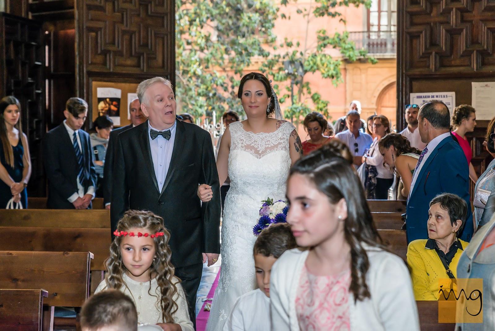 Fotógrafo de boda Granada