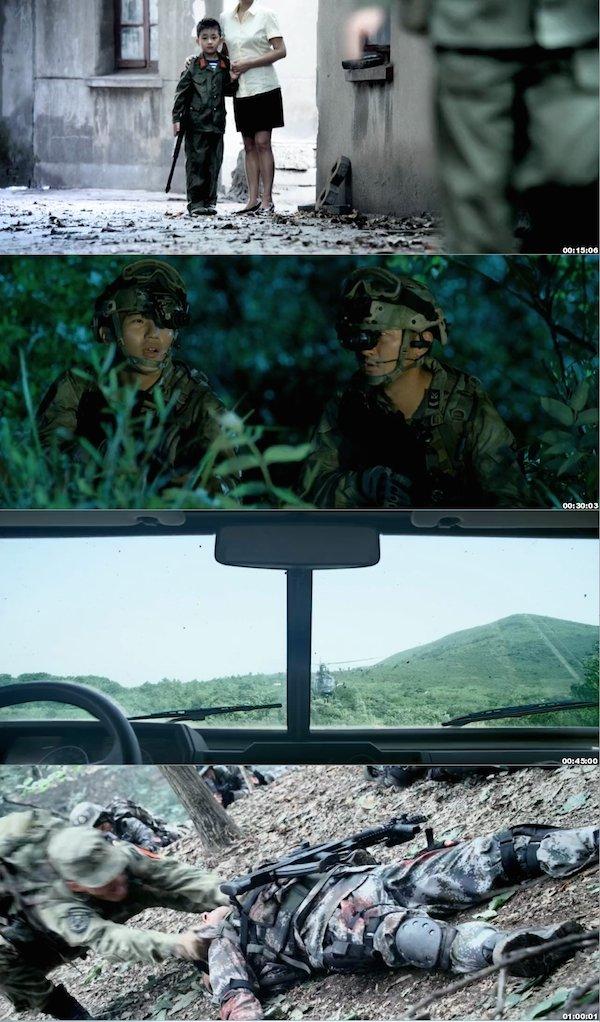 Wolf Warrior 2015 BluRay 720p - Wolf Warrior (2015) 720p BRRip 800MB BSub