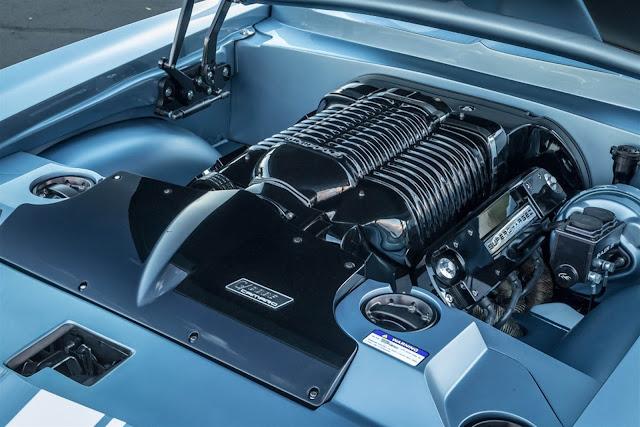 Chevrolet Camaro G-Code Ringbrothers