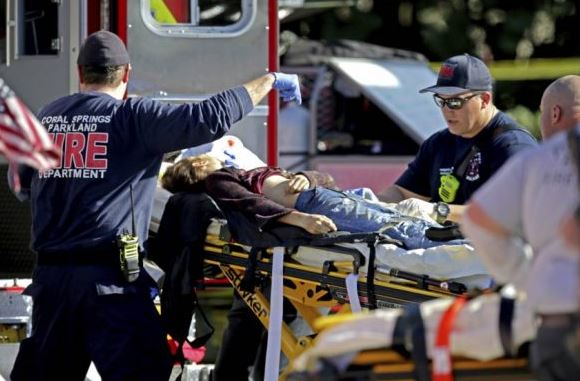 17 People Feared Dead In Florida High School Shooting (PHOTOS)