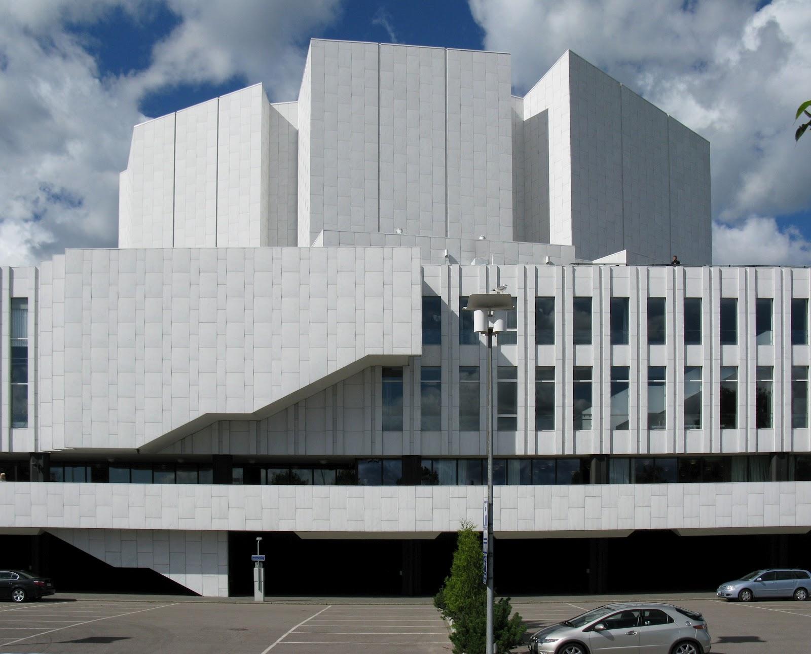 Egbert MartinsVorträge über Finnische Architektur: Alvar Aalto