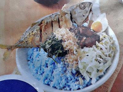 Gambar Resep Nasi Kerabu