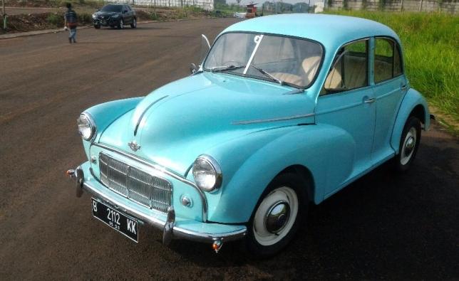 Jual Morris Minor Tahun 1951