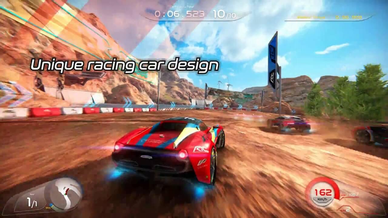 تحميل لعبة سباق Rise Race
