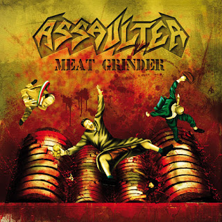 "Assaulter - ""Meat Grinder"" (album)"