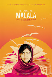 Enter the I am Malala Book Giveaway. Ends 3/8