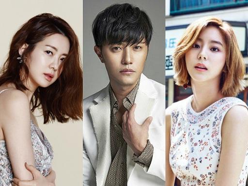 Terangkan Akan Bintangi Drama Baru MBC Lee Yo Won, Jin Goo, dan UEE