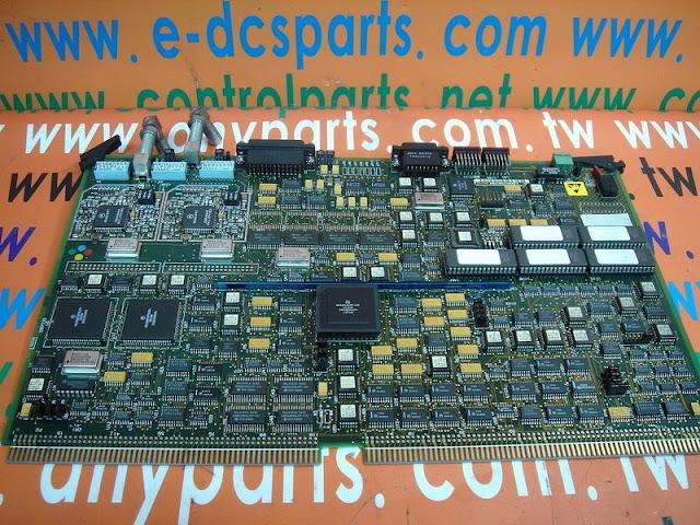FISHER ROSEMOUNT MPU/MEMORY POWER BOARD REV.F CL7675X1-BA5 / CL7675X1-A9