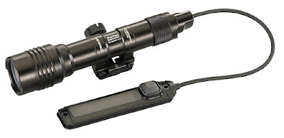 Streamlight ProTac Rail Mount 2 Long Gun with Pressure Switch