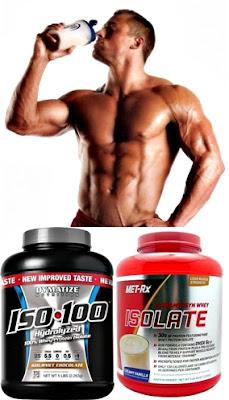 Batido proteína suplementos tomar al día