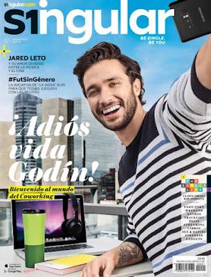 Revista S1ngular México Diciembre 2017 Enero 2018