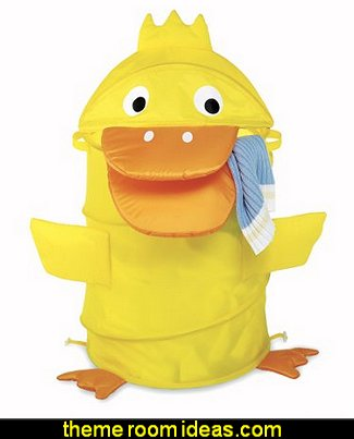 Duck Collapsible Laundry Hamper