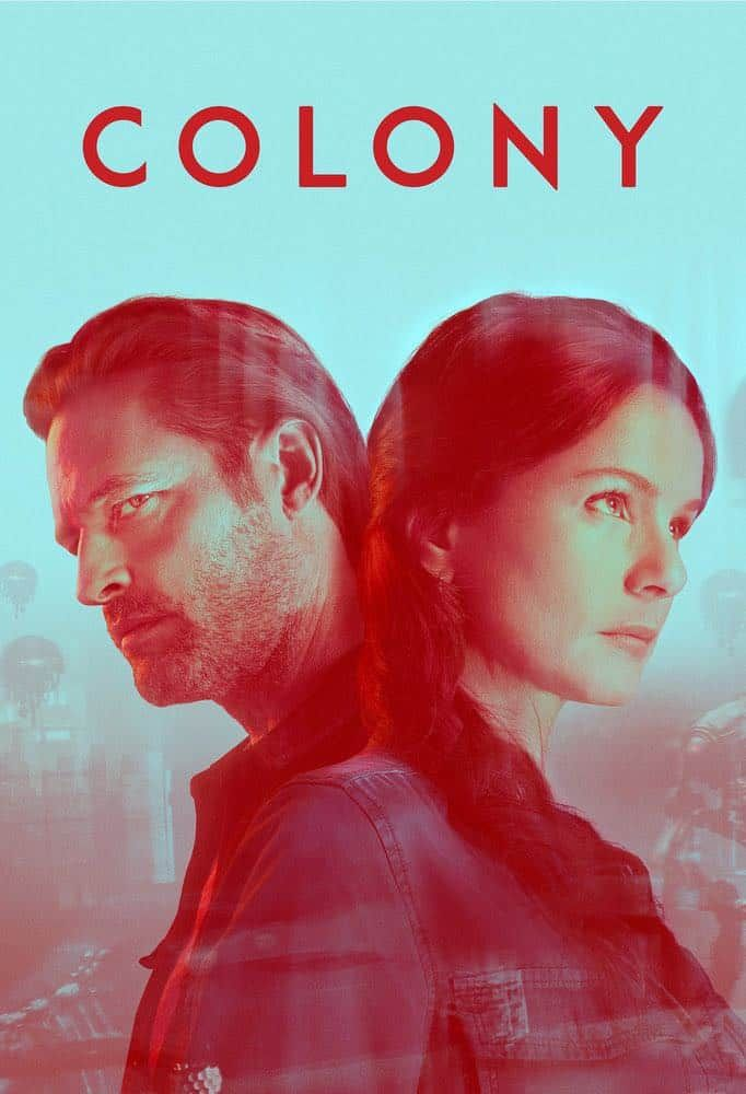 Colony Temporada 03 Completa HDTV 720p – 480p [English]