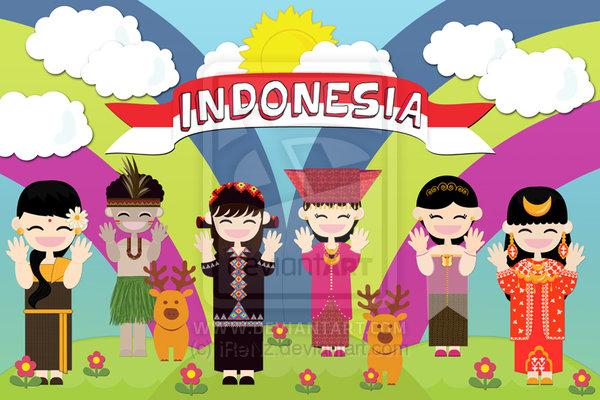 Keberagaman Bangsa Indonesia Ips Media Pembelajaran Untuk Siswa