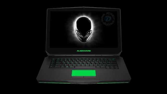 Alienware de volta ao Brasil