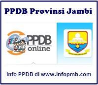 Penerimaan Peserta Didik Baru Provinsi Jambi PPDB Provinsi Jambi 2019/2020