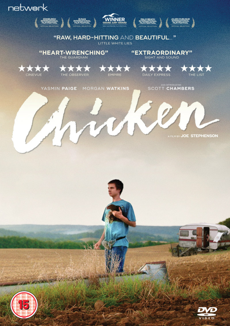 chicken movie dvd