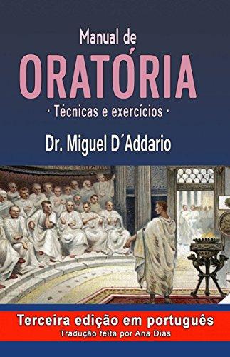 Manual de oratória Miguel D'Addario