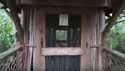 Interesting Watch: Disney's Abandoned Discovery Island - New Footage from 2017