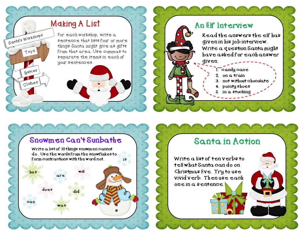 Teaching Fourth Owl Themed Christmas Bulletin Board And Free Christmas Packet