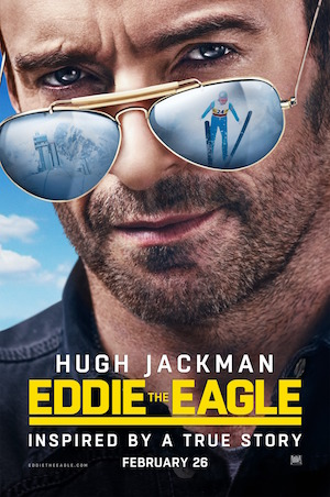 Poster Eddie the Eagle 2016