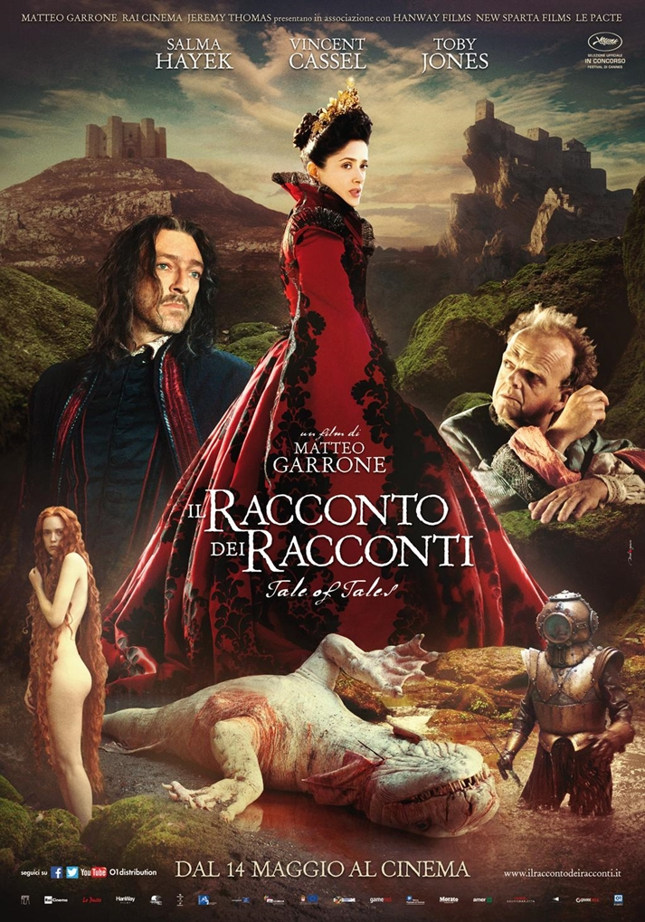The Tale of Tales poster