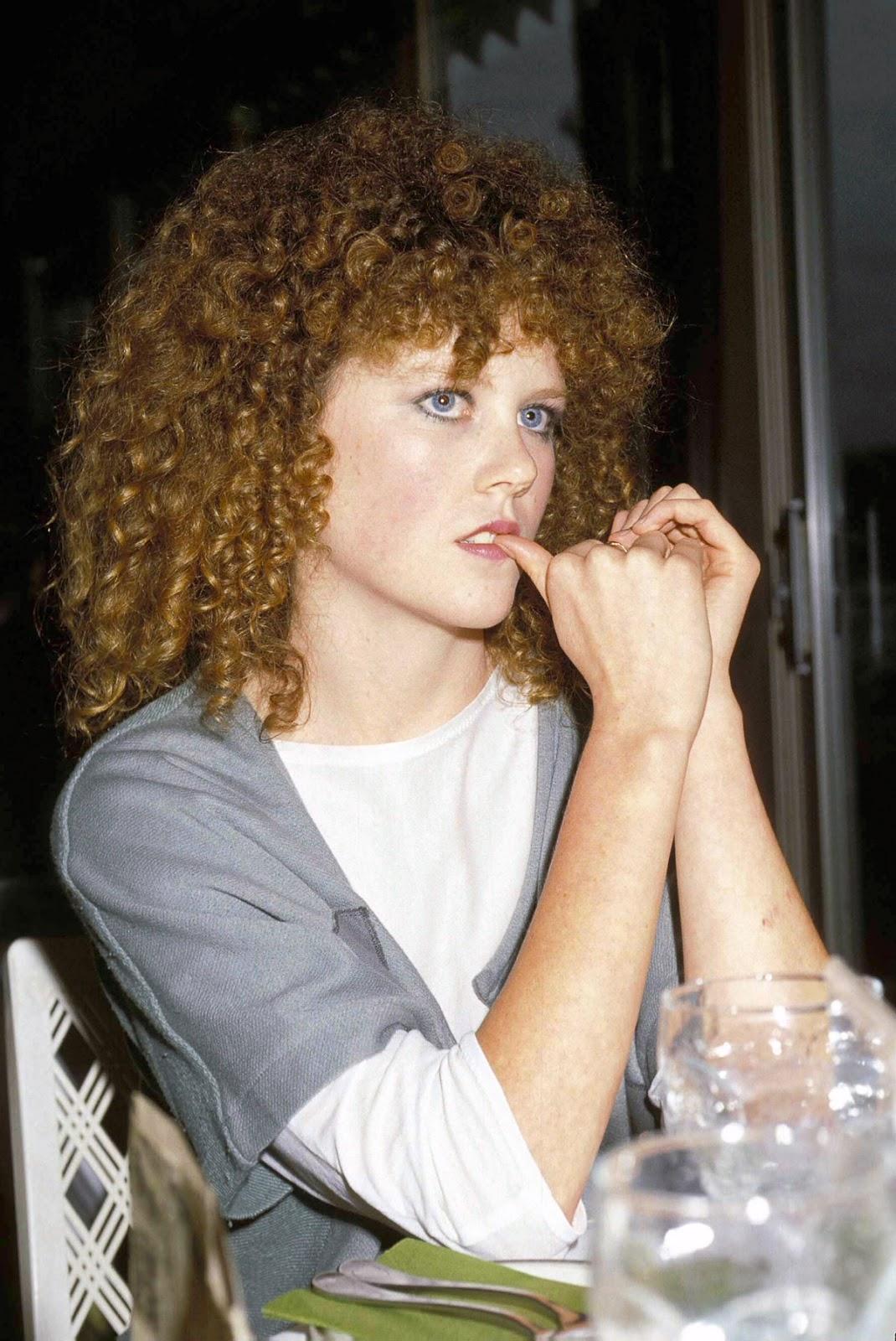 Rare Photographs Of 16 Year Old Nicole Kidman In Sydney