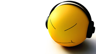 3D smile face yellow color ball wallpapers for fb cover