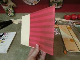 Scrapbook from Manila File Folders