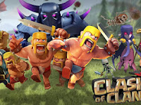 Download game Clash of Clans Apk v8.332.16 + MOD Money [ Update ]