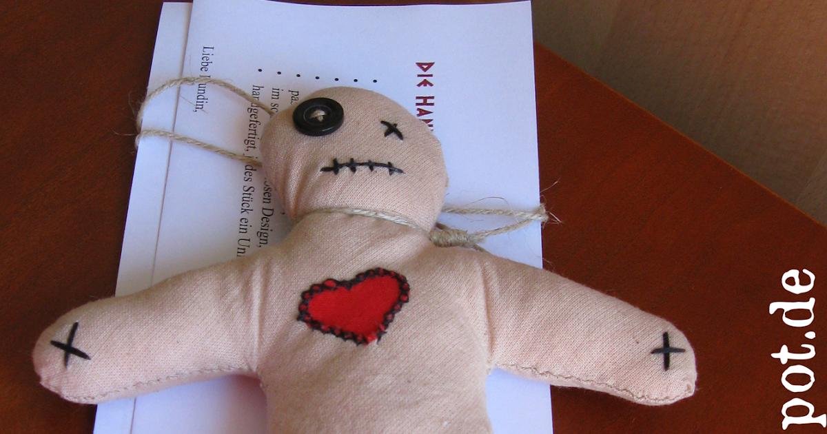 Verkündigungen einer Wurzelgnomität: Einmal Voodoo-Puppe zum ...