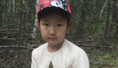 Девочка пропала без вести в г. Якутске