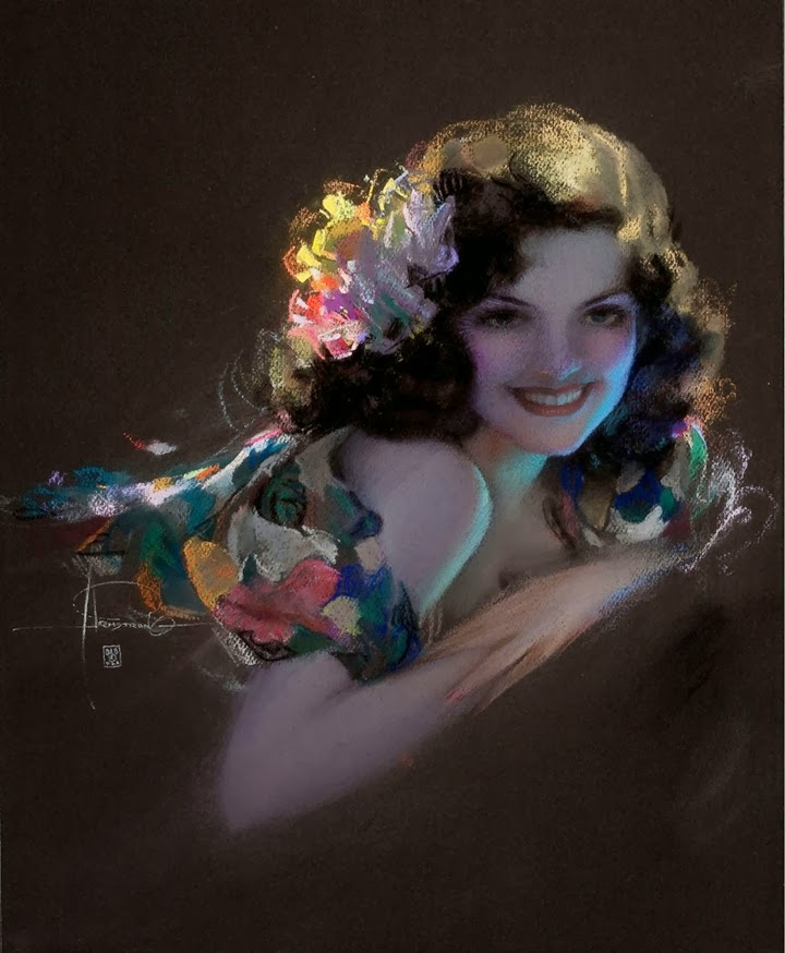 Art Of The Pinup: 1889-1960 - Fine Art And You