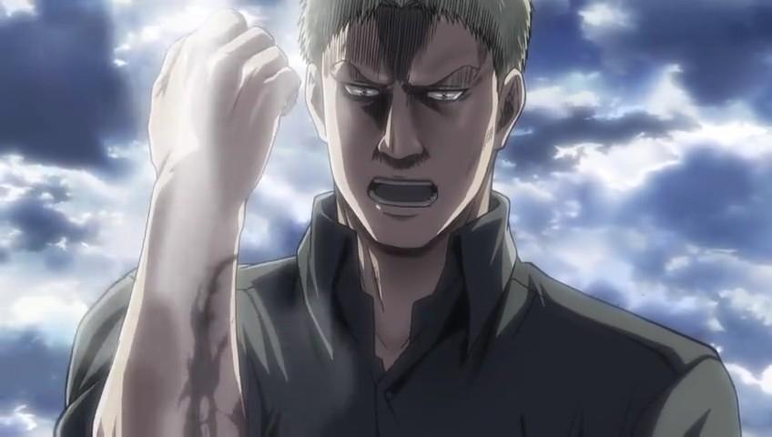 Titan Shifter Yang Dikalahkan Levi